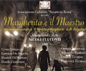 Spettacoli - Margherita e il Maestro