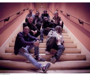 Locandina: A Caprarola approda l'ottetto dell'Orchestra di Piazza Vittorio