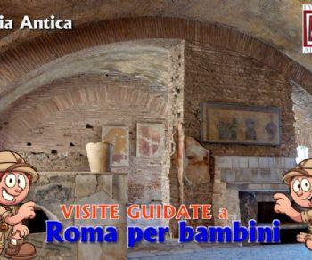 Locandina: Ostia Antica: Antichi Romani per un giorno