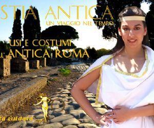 Locandina evento: Ostia Antica: un viaggio nel tempo!