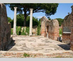 Locandina: Ostia Antica 2° percorso