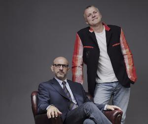 Marco Presta e Max Paiella sono i protagonisti di uno spettacolo che non vi farà dormire dal ridere