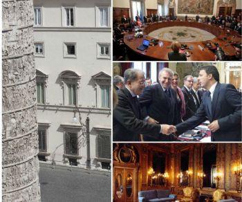 Visite guidate - Palazzo Chigi  e le sale della Presidenza del Consiglio