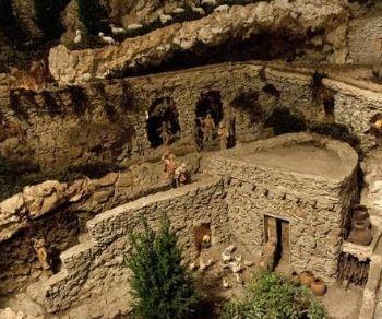Locandina: Presepe dei Netturbini romani