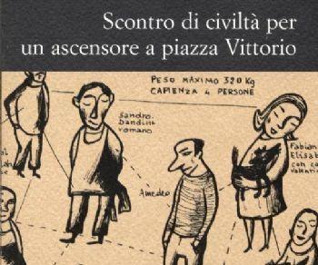 Libri - Scontro di civiltà per un ascensore a Piazza Vittorio