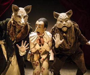 Locandina evento: Pinocchio
