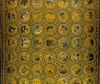Visite guidate - Palazzo dei Penitenzieri e il soffitto dei Semidei