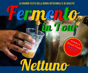 Locandina: Fermento in Tour  Nettuno