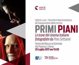 Locandina evento: Primi Piani