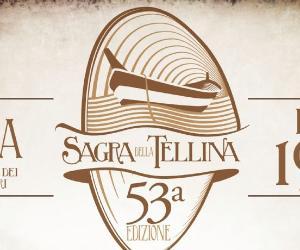 Locandina: 53° edizione della Sagra della Tellina di Ostia
