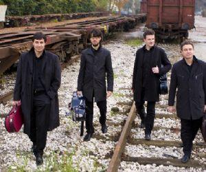 Locandina evento: Il Quartetto Prometeo