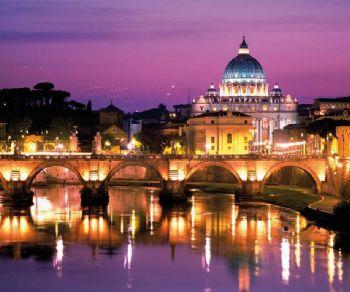 Locandina: Quanto sei bella Roma... di giorno e di sera!