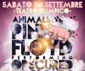 Locandina evento: Pink Floyd Tribute Show