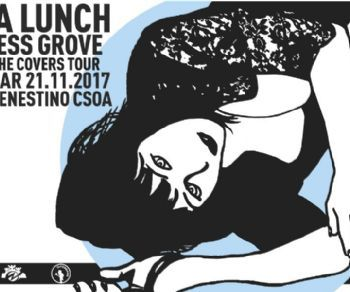 Concerti - Lydia Lunch & Cypress Grove