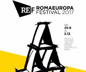 Festival - Romaeuropa Festival 2017