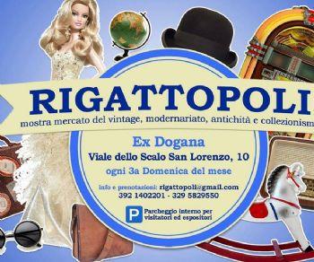 Fiere - Domenica 19 novembre a San Lorenzo sbarca Rigattopoli
