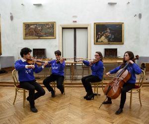 Locandina: Week end al museo