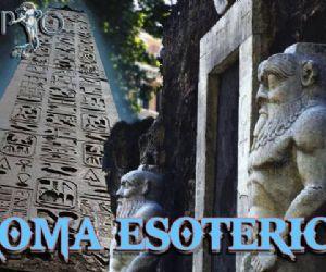 Locandina: Roma Esoterica
