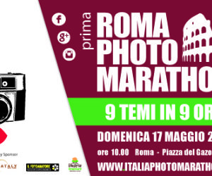 Locandina evento: Roma Photo Marathon