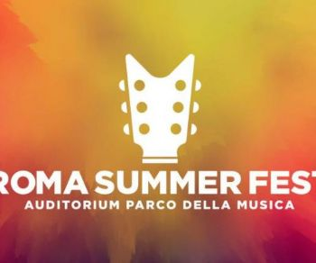 Locandina: Roma Summer Fest 2018
