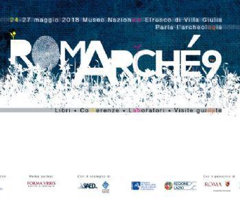 Locandina: RomArché 9