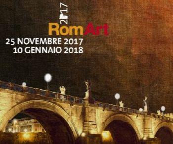 Mostre - RomArt 2017 - Biennale di Arte e Cultura