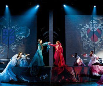 Locandina: Romeo e Giulietta, il musical