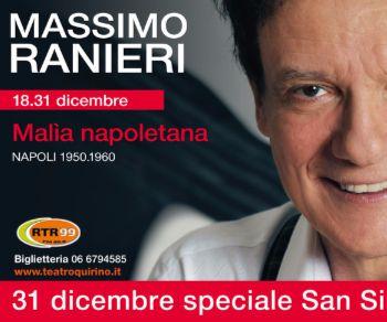 Spettacoli - Massimo Ranieri Speciale San Silvestro