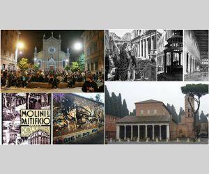 Locandina: Roma da vivere