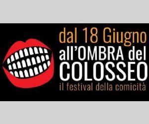 Locandina evento: All'Ombra del Colosseo 2015