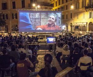 Locandina: Festival Trastevere Rione del Cinema