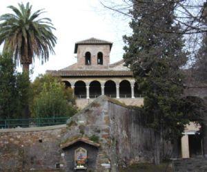 Locandina: La chiesa di San Saba  e il suo quartiere