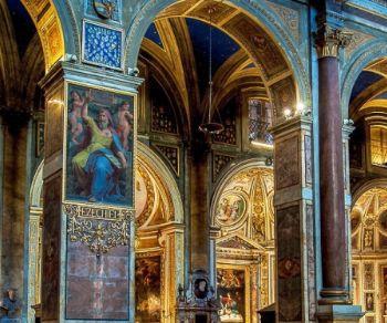 Visite guidate - La Chiesa dei Capolavori: Sant'Agostino in Campo Marzio