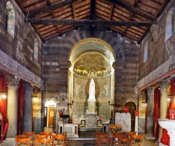 Visite guidate - Santa Maria in Cappella e Bagni di Donna Olimpia