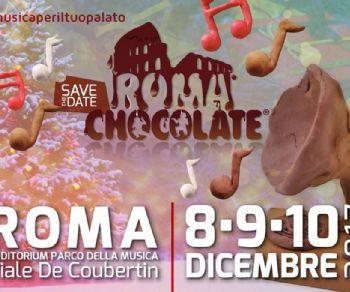Sagre e degustazioni - RomaChocolate presenta #musicaperiltuopalato