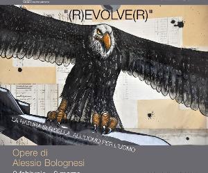 """Locandina: (R)EVOLVE(R)"""": la natura si ribella all'uomo. Per l'uomo"""