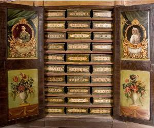 Locandina: Santa Maria della Scala e l'antica spezieria di Trastevere