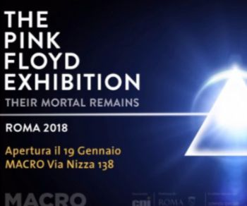 Mostre - The Pink Floyd Exhibition: Their Mortal Remains
