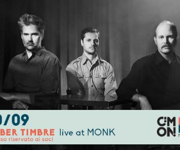 Locali - Timber Timbre Live