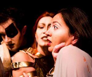 Locandina evento: Titus, Commedia Pulp
