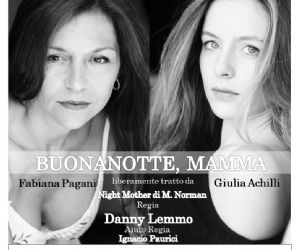 Locandina evento: Buonanotte, Mamma