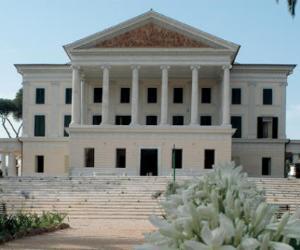 Locandina: Villa Torlonia e i voli dell'Orlando Furioso
