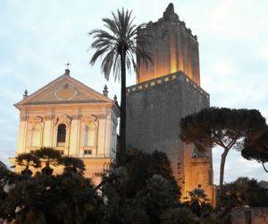 """Locandina: Roma """"turrita"""""""