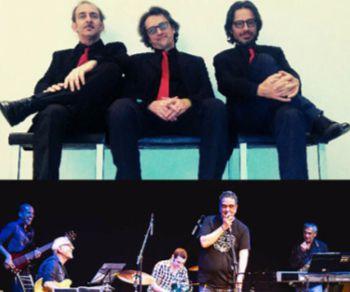 Concerti - Trio Filante & Bank Robin