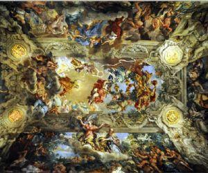 Locandina: Palazzo Barberini e i suoi capolavori
