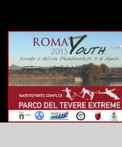Locandina evento: Youth E. & A. Waterskiing Championships