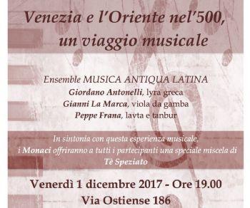 Concerti - Orientalia Venetiana