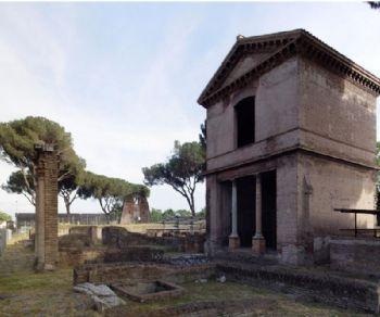 Locandina: Le Tombe di Via Latina
