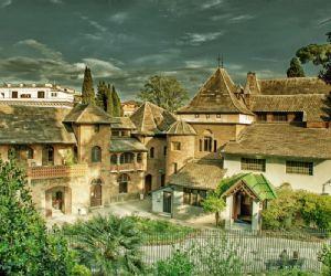 Locandina: Le bizzarrie di un principe a Villa Torlonia
