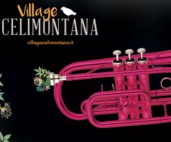 Locandina: Village Celimontana: programma di agosto 2018